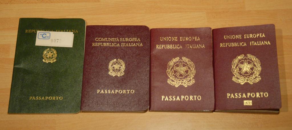 imagem Cidadania Italiana em 2018 mais rápida