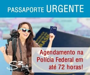 Banner Passaporte Urgente