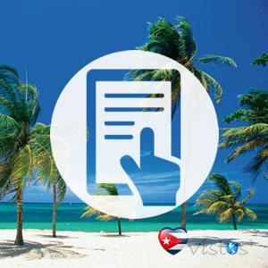 Visto para Cuba Documentação