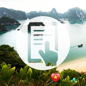 Documentação visto para o Vietnã