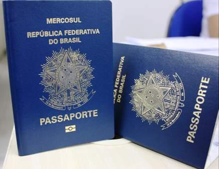 Problemas na emissão de Passaportes
