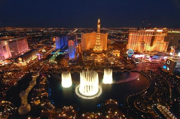 Solicite o visto para os Estados Unidos e conheça Las Vegas