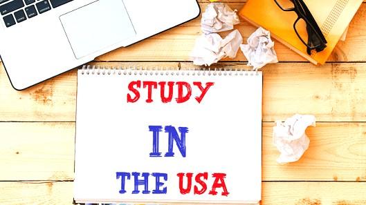 Estudar nos Estados Unidos