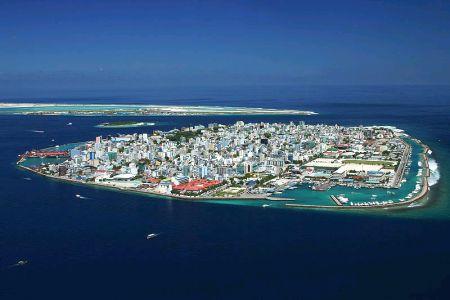 Praias Paradisiacas - Maldivas