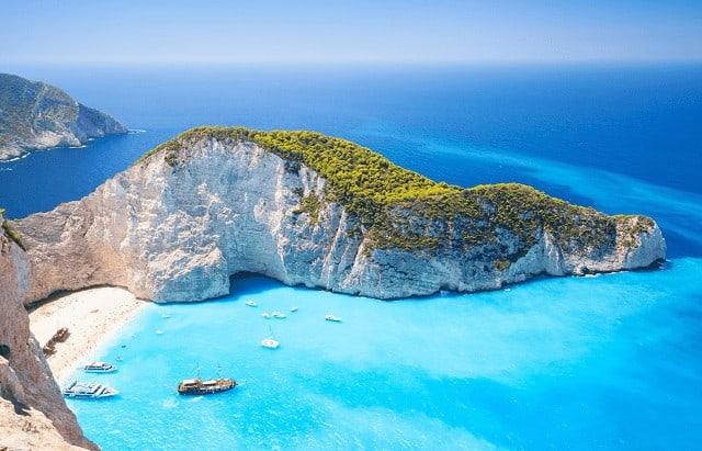 praias mais famosas do mundo