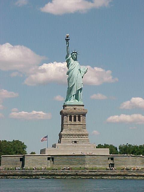 Estátua da liberdade - S2 Vistos