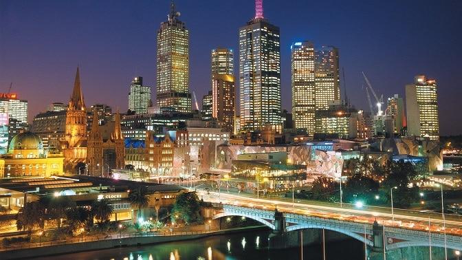 Austrália Melbourne - S2 Vistos