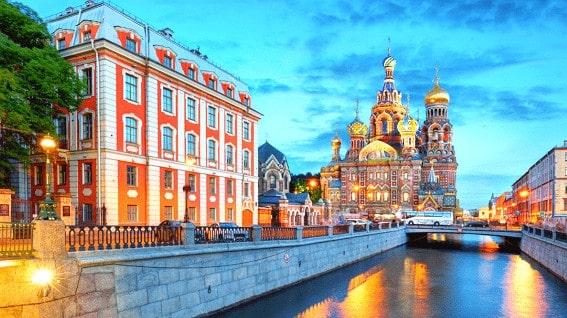 Turismo Rússia e Coréia do Sul