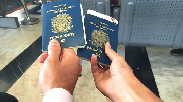 Fazer Passaporte Brasileiro