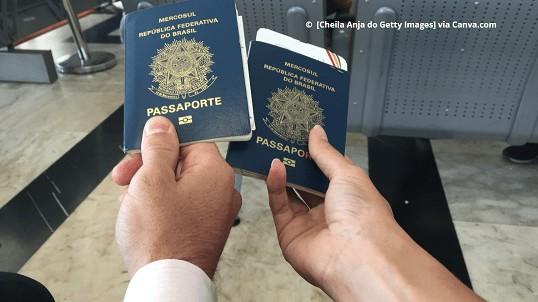 Passaporte Policia Federal