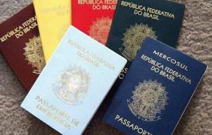 Passaporte do Brasil