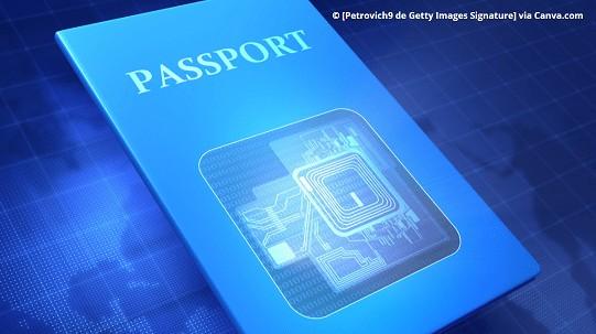 Passaporte com Chip