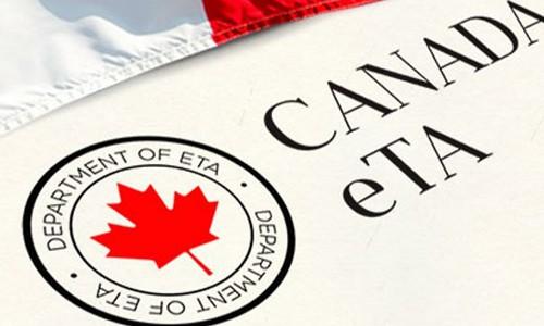 Visto Canadense em 2017