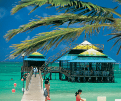 Praia Paradisíaca em Cuba