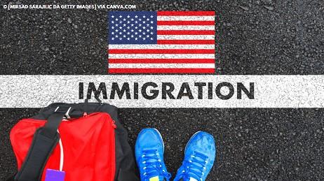 Imigração dos Estados Unidos