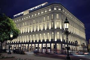Hotel em Cuba