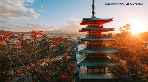 Mudanças no Visto para o Japão