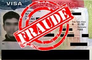 Fraudes em Visto Americano de Trabalho