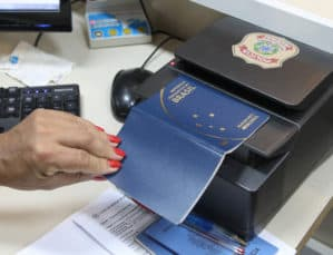 Recursos para Passaportes