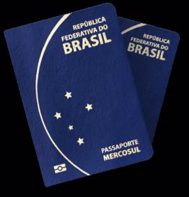 verba para emissão de passaportes