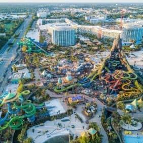 Nova Atração do Parque Universal
