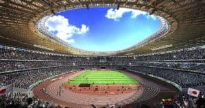 Olimpíadas de 2020 no Japão - Projeto do Estádio Olímpico