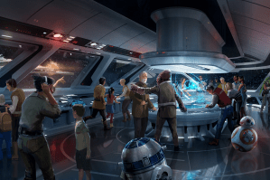 Novo APP da Disney terá check-in online - Hotel Star Wars