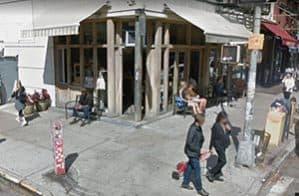 Café para Cachorros em Nova York