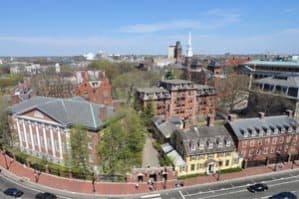 Universidades dos EUA - Harvard