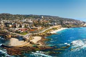 viagem para San Diego
