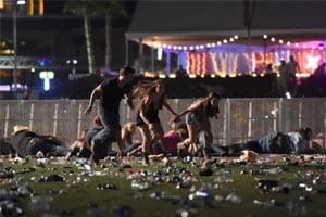 tiroteio em Las Vegas