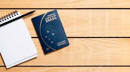 Documentos para Emissão de Passaporte