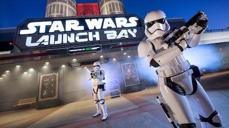 nova atração de Star Wars