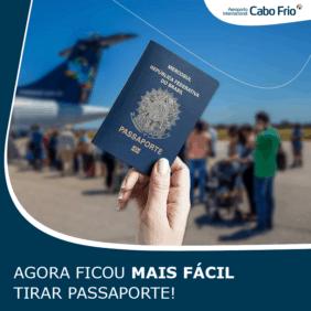 Emissão de Passaportes em Cabo Frio