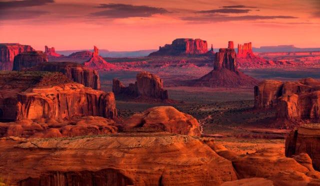 Voo para Las Vegas - Vista Grand Canyon