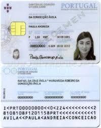 Bilhete de Identidade Português