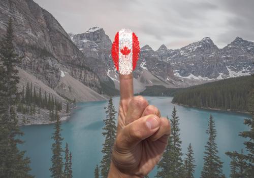 Visto Canadense exige cadastro biométrico
