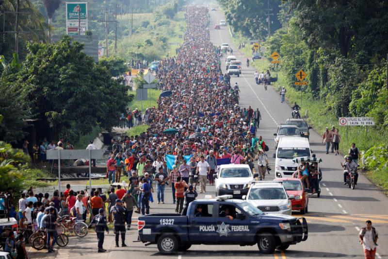 Solicitantes de refúgio nos EUA serão deportados