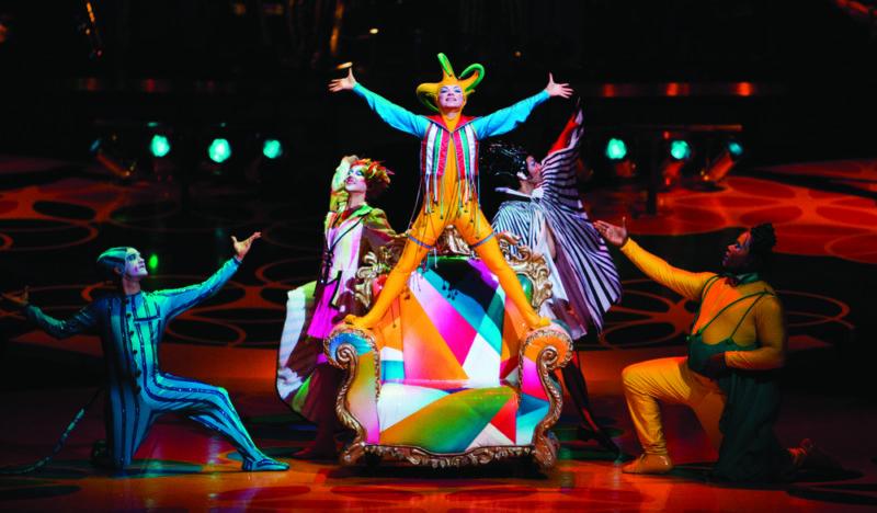Cirque du Soleil tem nova atração