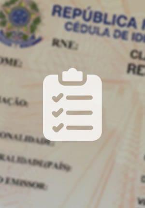 img lista de documentação RNE
