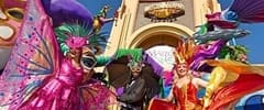 imagem Viagem internacional no carnaval