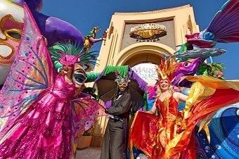 Viagem internacional no carnaval