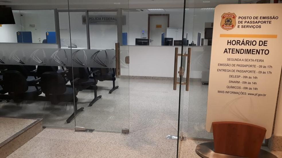 onde tirar passaporte em Recife