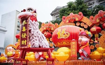 Macau Ano Novo
