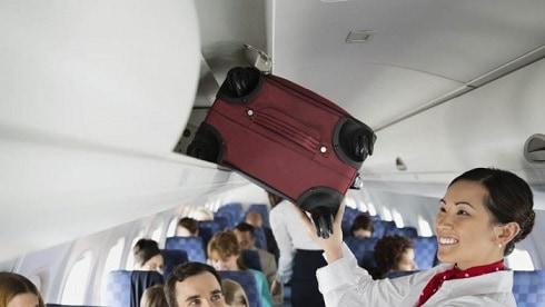 imagem Bagagem de mão avião