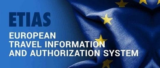 Autorização de viagem para Europa