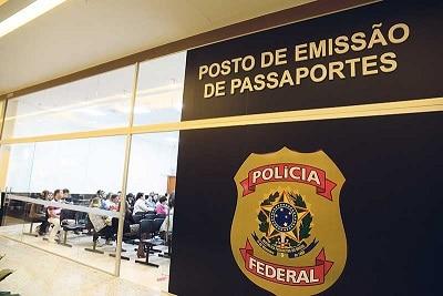 imagem Atendimento Polícia Federal Suspenso