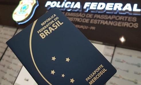 Atendimento na Polícia Federal