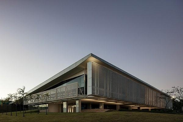 Setor Consular da Embaixada da Índia em Brasília