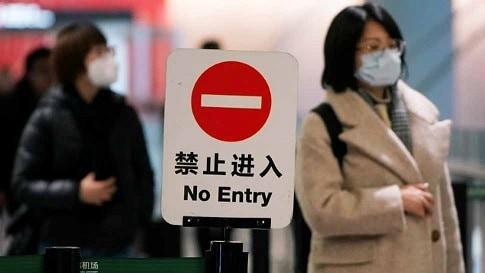 imagem Como está a entrada de estrangeiros na China?